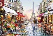 ! nuevo! Tienda de Flores de Castorland Rompecabezas 1500 piezas Street Scene