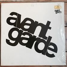 104 988/93 Avant Garde Vol. 1 – 6 LP box set TULIP label