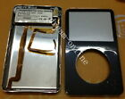 iPod Video 5th 30gb Front&Back cover+headphone jack+battery assymbly(Black)