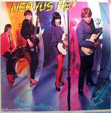 NERVUS REX LP New Wave Punk