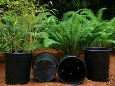 Nursery pots plant pot 12 NEW THICK HEAVY DUTY TRADE 7 gallon TALL containers