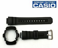 CASIO New Original AWG-100 G-Shock Black BAND & BEZEL Combo  AW-590 AW-591