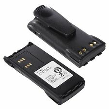 2x 2000mAh HNN9013 Battery for MOTOROLA GP320 GP360 GP380 GP640 GP680 GP1280