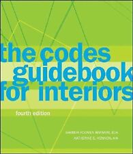 The Codes Guidebook for Interiors by Sharon Koomen Harmon and Katherine E....
