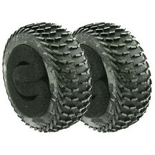 OFNA 1/8 Scale Buggy R/C Off-Road Enzo Racing Tires w/Foam Insert, Pair, 86092