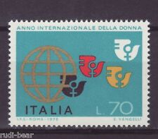 Italien Nr. 1491  **  Internationales Jahr der Frau