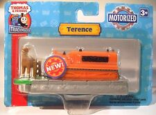* Thomas & Friends Trackmaster Railway System Rare Motorized Terence Hit Toys 3+