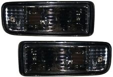 AUTOART TOYOTA CELICA GT4 ST205 1994-1999 FRONT INDICATORS - CRYSTAL BLACK