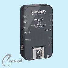 YONGNUO Single Transceiver YN622 YN-622N TTL Flash Trigger with HSS for Nikon