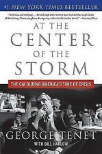 At the Center of the Storm: The CIA During America's Time of Crisis-ExLibrary