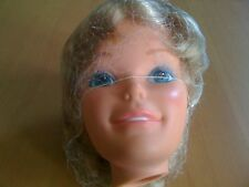 VINTAGE ORIGINAL LARGE BARBIE DOLL STYLING HEAD MATTEL 1976