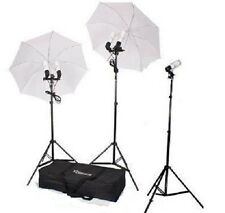 Photography Umbrella 1000 watt Continuous Lighting Kit Video portrait Light set