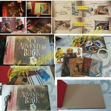 New Photo album Hand Made Movie theme for lover For UP, Our adventure book