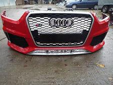 Audi Q3 8U RSQ3 RS Q3 Frontstoßstange Stoßstange Bumper Misan Rot 8U0807065H