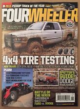 Fourwheeler 4x4 Tire Testing Dodge Ramcharger Tacoma May 2015 FREE SHIPPING!