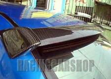 FULL REAL CARBON ROOF SPOILER Fit For SUBARU IMPREZA WRX STI 2002-2007 T018