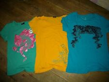 lot 3 T-shirt diesel taille S