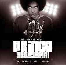 Prince - HIT AND RUN PART II AMSTERDAM PARIS VIENNA - 4CD Set - ( ô ) Records