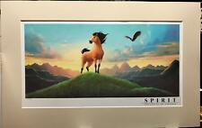 """Lithograph from """"Spirit: Stallion of the Cimarron""""w/ Certificate of Authenticity"""