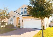 408 Florida vacation villas for rent 5 bedroom in gated community 5 night deal