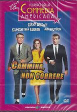 Dvd **CAMMINA NON CORRERE** con Cary Grant S. Eggar nuovo sigillato 1968