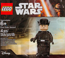 NEW LEGO 5004406 TOYSRUS EXCLUSIVE STAR WARS FIRST ORDER GENERAL HUX POLYBAG
