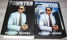 Hunter The Complete Series DVD 28-Disc Set R1 OOP Fred Dryer With Slipcover  1-7