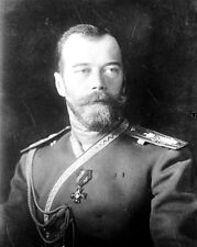 New 11x14 World War I Photo: Nicholas Romanov II, Last Tsar of Russia