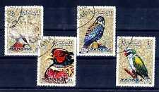 AJMAN-MANAMA - 1972 - UCCELLI. E2395