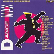 Dance Max 6 (Maxis, 1991) Marky Mark, Heavy D & the Boyz, Tina Turner, .. [2 CD]