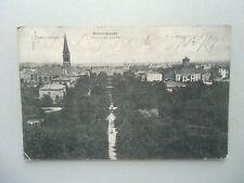 Ansichtskarte Wilhelmshaven Stationsgebäude um 1900 Christuskirche Wasserturm