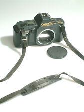 Canon t70/T 70 chassis/Body anlog Fotocamera SLR con baionetta FD