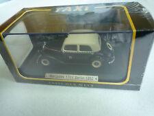 Modellauto 1:43 Taxi Mercedes 170V Berlin 1952 Atlas-Verlag OVP