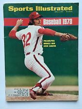 Sports Illustrated Steve Carlton Phillies April 9, 1973