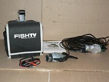Used Working FISH TV Underwater Viewing System Camera Cam Monitor Fishing Rescue