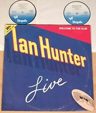 IAN HUNTER - Welcome To The Club / Live  (CHRYSALIS, D 1980 / 2LP / vg++/m-)
