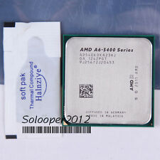 Free shipping AMD A6-Series A6-5400K Socket FM2 (AD540KOKA23HJ) CPU Processor