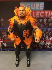 WWE Wrestling Mattel Elite Legends Series 5 Bam Bam Bigelow Figure