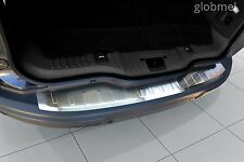 FORD GALAXY '06-10 Chrome Bumper Sill Protector Trim Cover Trim Stainless Steel