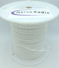 Nerve Audio SC-22 Twisted Pair Silver Plated Copper Speaker Cable By The Foot