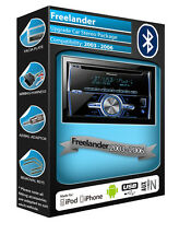 LANDROVER FREELANDER 2 CD PLAYER PIONEER FH-X700BT Bluetooth Vivavoce Stereo Auto