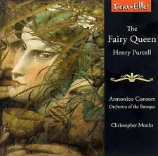 HENRY PURCELL: THE FAIRY QUEEN [HIGHLIGHTS] NEW CD
