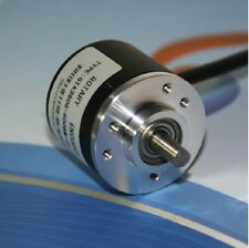 Encoder 600P/R Incremental Rotary Encoder AB 2 phase 6mm Shaft 5V-24V +coupling
