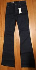 $198 AG ADRIANO GOLDSCHMIED THE JANIS HIGH RISE FLARE JEANS SZ 26