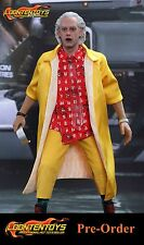 Hot Toys 1/6 MMS380 - Back to The Future Part II - Dr. Emmett Brown