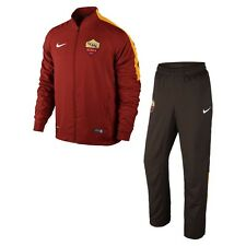 FW14 AS ROMA 12-13 ANNI NIKE TUTA bambino JUNIOR TRAINING TRACKSUIT 645969 678