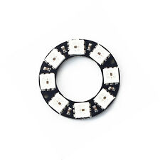 NEW WS2812B 8-Bit RGB LED Ring 5050 Built-in RGB Driver for Arduino M8