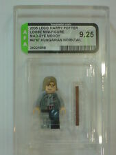 Lego 2005 Harry Potter Mad-Eye Moody Minifigure  GRADED AFA 9.25 - NEW