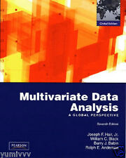 Multivariate Data Analysis 7E by Hair, Babin, Anderson, 7th (Int'l Edition)