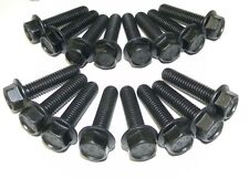 Ford 429 - 460 Stock Exhaust Manifold Bolts Grade 8 Black Oxide  NEW